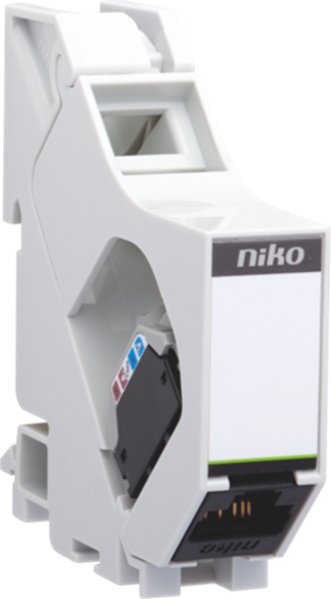 NIKO OUTLET RJ45 UTP CAT6 DIN